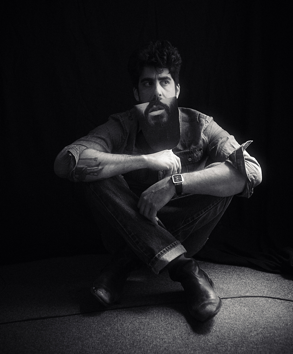 Adam Goldberg by By Romeo Mori