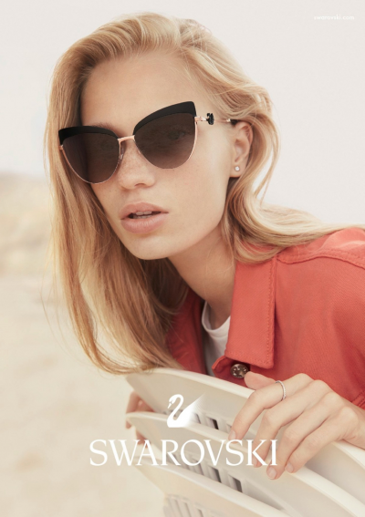 Swarovski Eyewear Campaign by Publicis Luxe